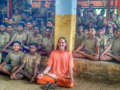 Olisticmap - Masterclass con Swami Asokananda