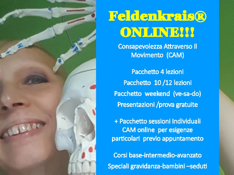 Olisticmap - Feldenkrais® online