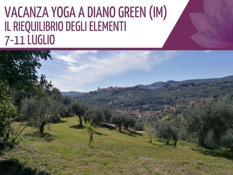 Olisticmap - VACANZA YOGA A DIANO GREEN (IM)