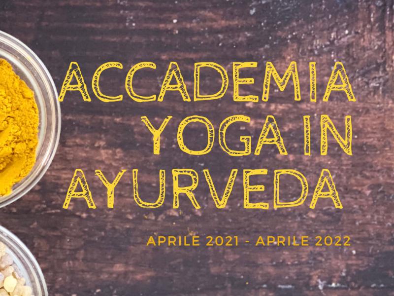 OlisticMap - Corso intensivo per diventare insegnanti Yoga in Ayurveda