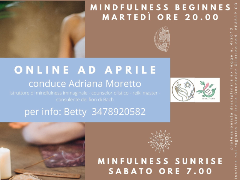 Olisticmap - Mindfulness beginners & sunrise