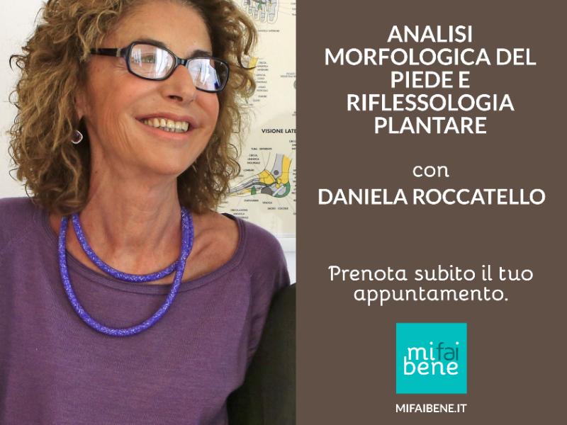 Olisticmap - ANALISI MORFOLOGICA DEL PIEDE E RIFLESSOLOGIA PLANTARE