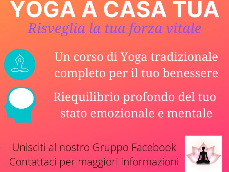 Olisticmap - Yoga a Casa Tua 2.0