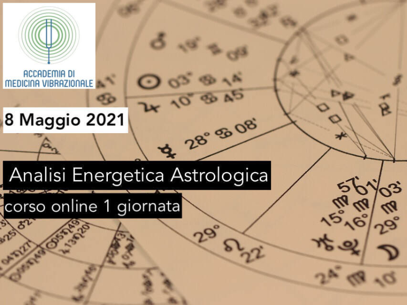 Olisticmap - Analisi Energetica Astrologica