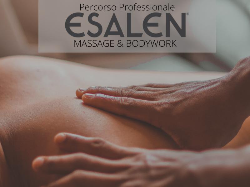 Olisticmap - Esalen® Massage & Bodywork  - Massaggio Californiano