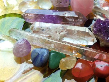 Olisticmap - Cristalli e Suoni