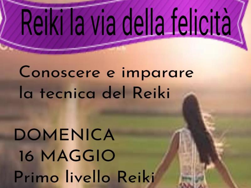Olisticmap - Reiki, la via della Felicità