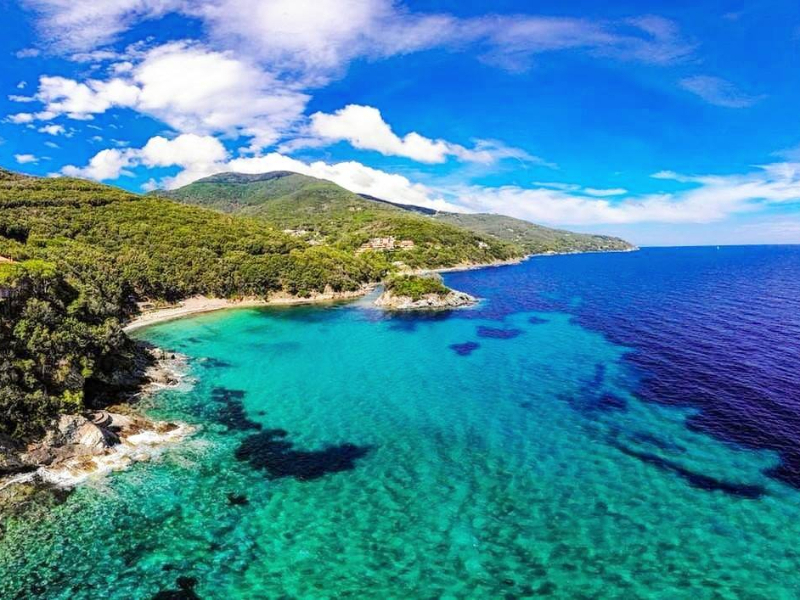 Olisticmap - Ritiro Yoga Isola d'Elba-Luglio- Agosto 2021