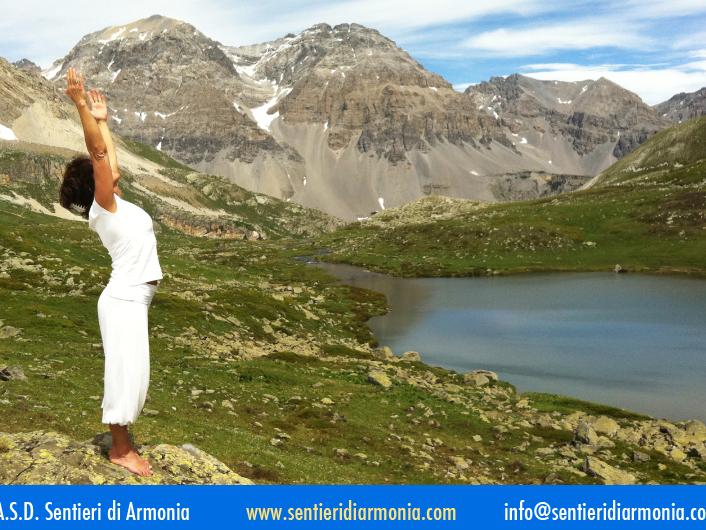 Olisticmap - Vacanze Yoga & Natura in montagna - 24/30 Luglio 2021