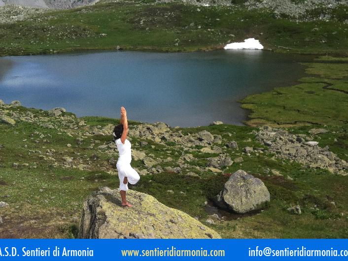 Olisticmap - Vacanze Yoga & Natura in montagna  31 Luglio  - 6 Agoisto 2021