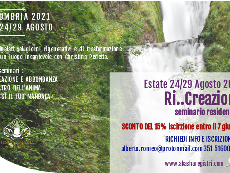 Olisticmap - Residenziale Ri.. Creazione ESTATE 2021