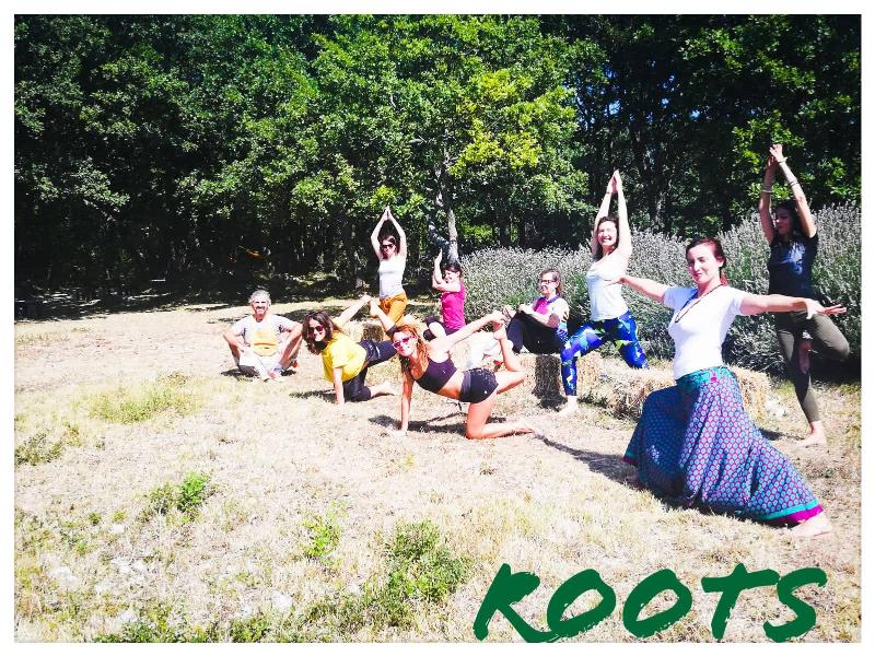Olisticmap - Ritiro di yoga e ayurveda in natura - ROOTS #2