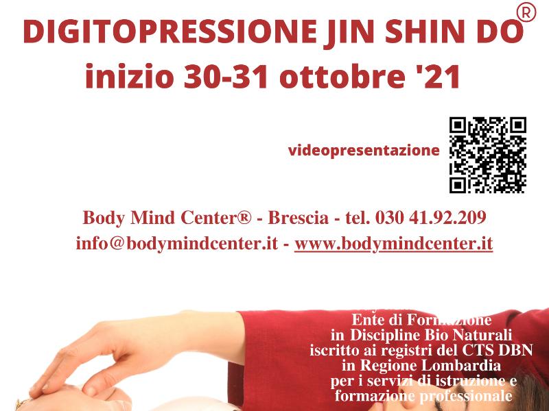 Olisticmap - Digitopressione Jin Shin Do®