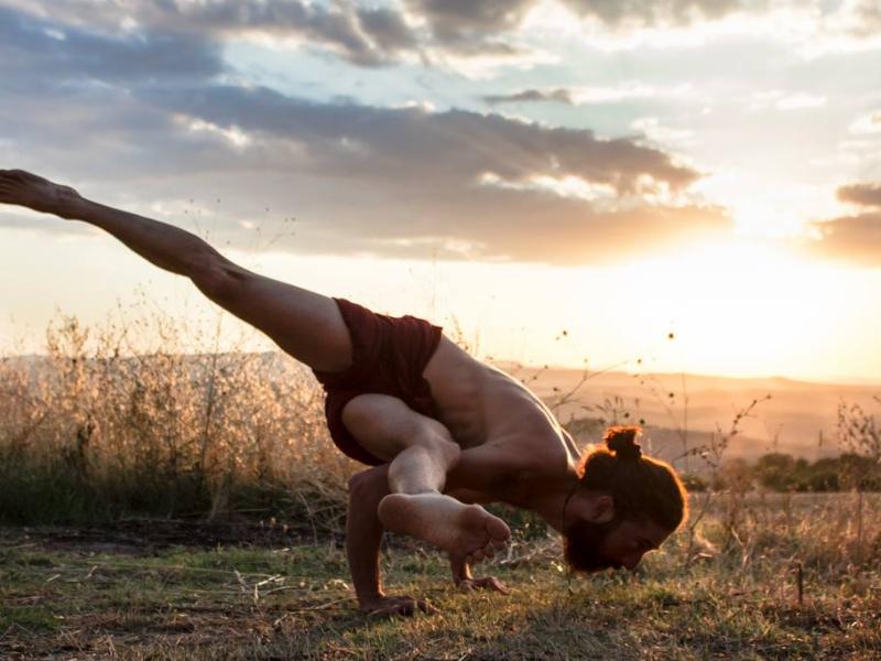 OlisticMap - Ritiro ashtanga yoga e meditazione