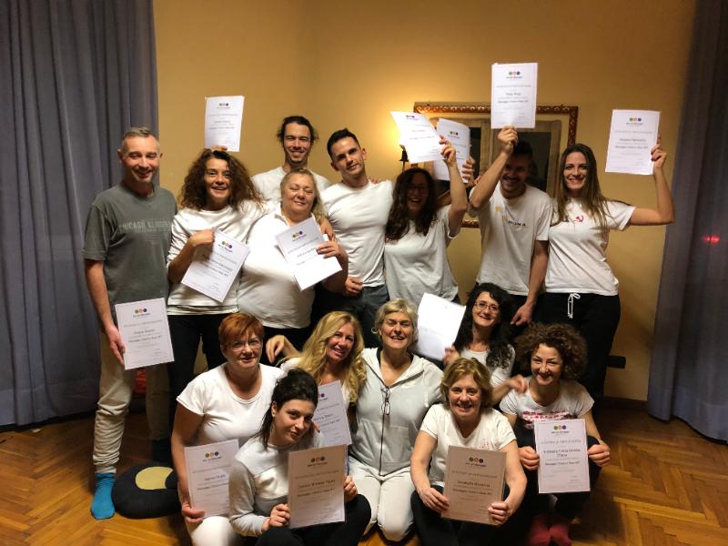 Olisticmap - Corso di Massaggio Classico Base (Metodo Isabella Tavilla ®)