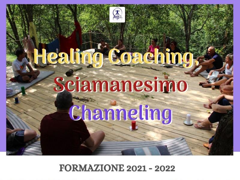 Olisticmap - Accademia di Formazione Healing Coaching, Sciamanesimo e Channeling