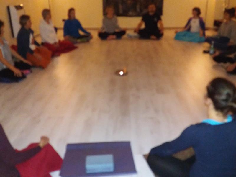 Olisticmap - Pranayama e Meditazione