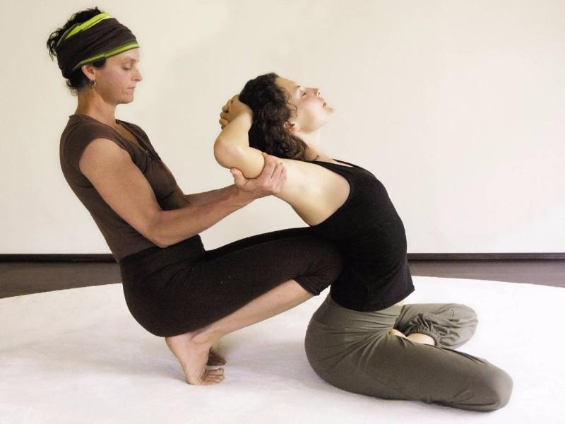 Olisticmap - Corso Base Thai Massage