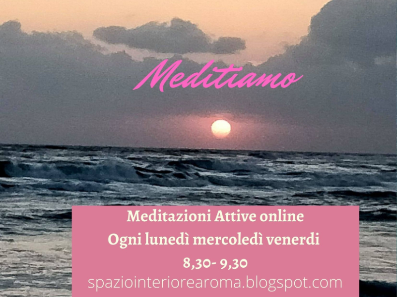 Olisticmap - meditiamo