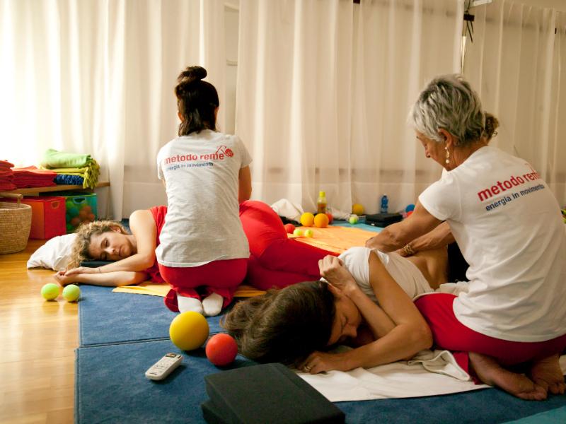 Olisticmap - Corso Massaggio di Riequilibrio Posturale METODO REME®