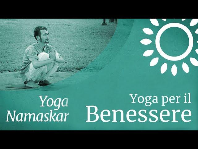 Olisticmap - Yoga Namaskar - Isha - Sadhguru