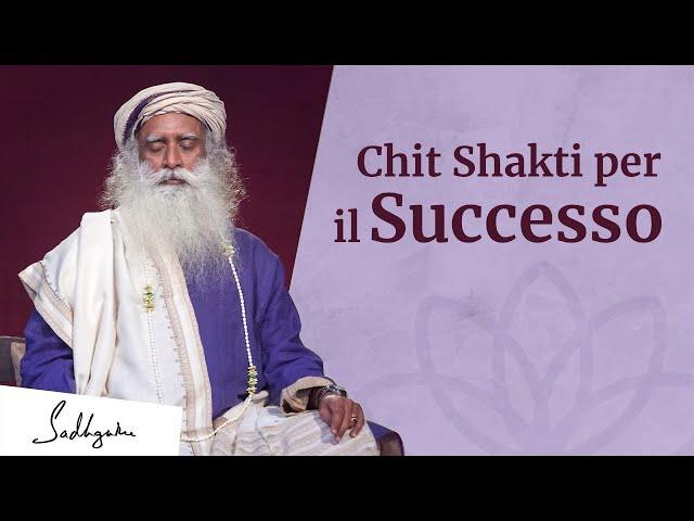 Olisticmap - Chit Shakti per il Successo - Isha - Sadhguru