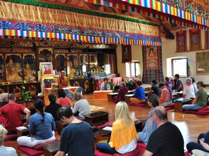 OlisticMap - Istituto Lama Tzong Khapa