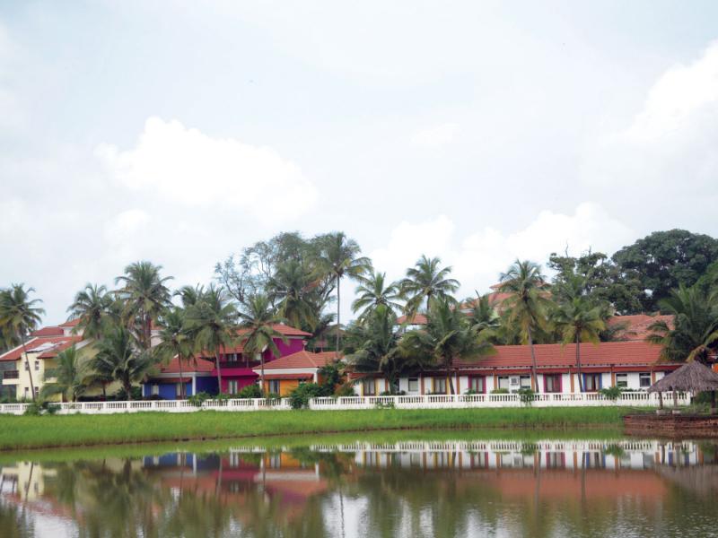 OlisticMap - MERCURE GOA DEVAAYA RETREAT - Ayurveda & Nature Cure Centre