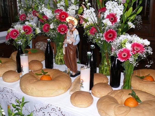 OlisticMap - Il rito ancestrale delle Tavole di San Giuseppe
