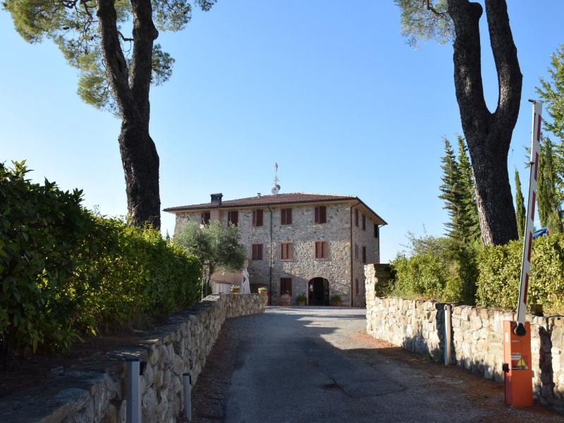 OlisticMap - Borgo di Pomaia