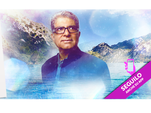 OlisticMap - Deepak Chopra: L'Arte del Desiderio
