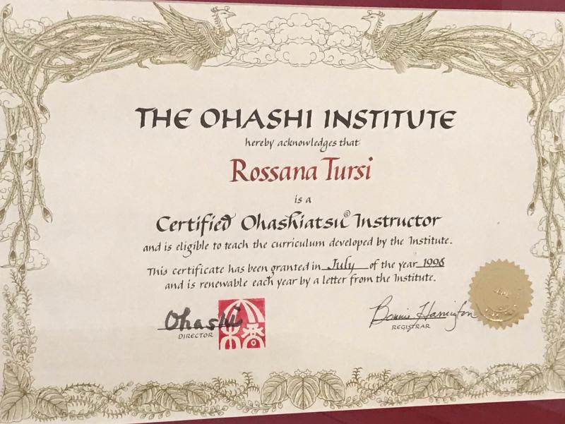 OlisticMap - Ohashiatsu a Bari