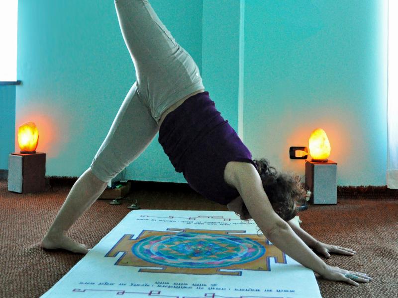 OlisticMap - A.S.D. Yoga Il Cerchio dell'Essere