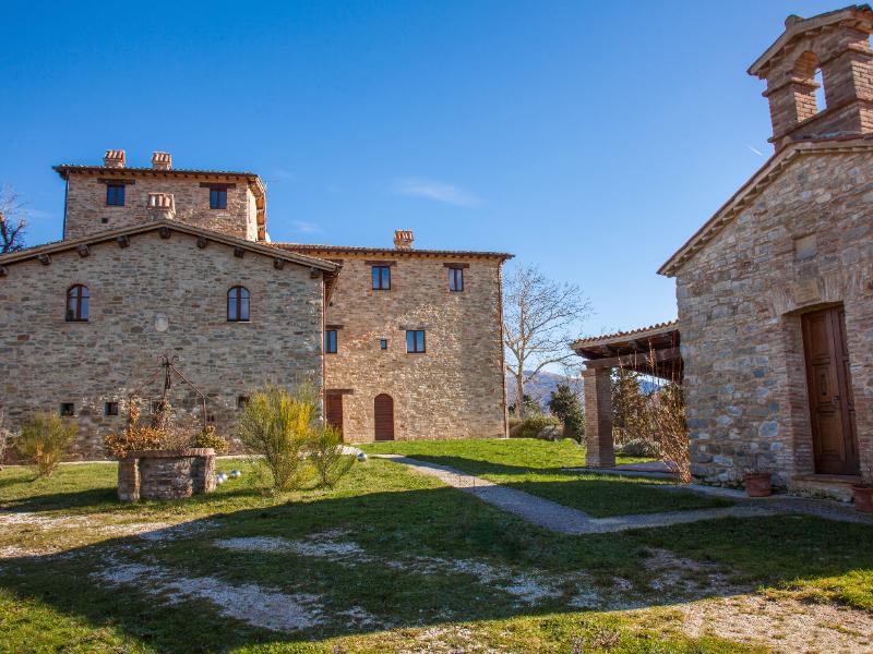 OlisticMap - Borgo  Castello Panicaglia