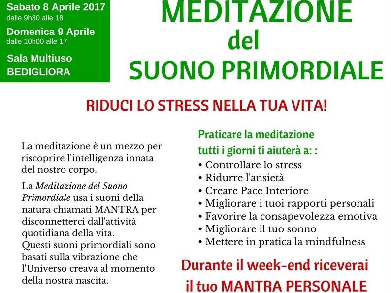 OlisticMap - Percorso di Meditazione del Suono Primordiale
