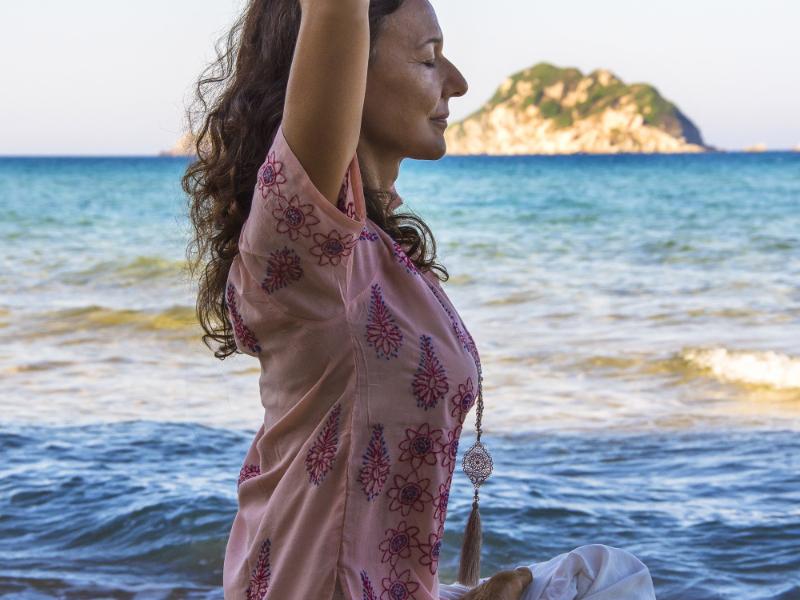 OlisticMap - Mantra, Yoga e Bhakti Yoga in Grecia