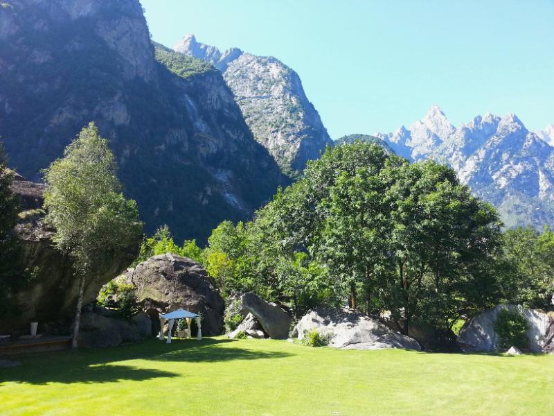 OlisticMap - Mantra, Yoga e Bhakti Yoga in Valtellina