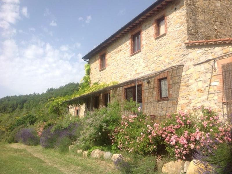 OlisticMap - Le Castellacce