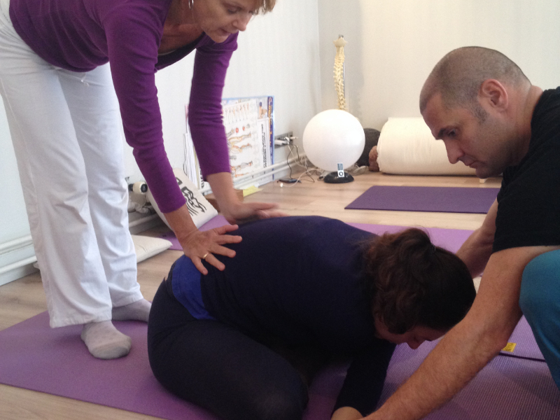 OlisticMap - Corso di Zen-Stretching®