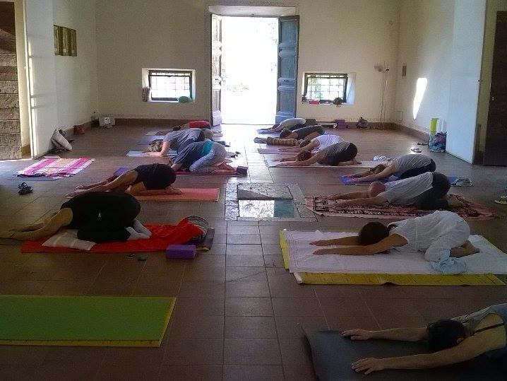 OlisticMap - Yoga con te A.S.D.