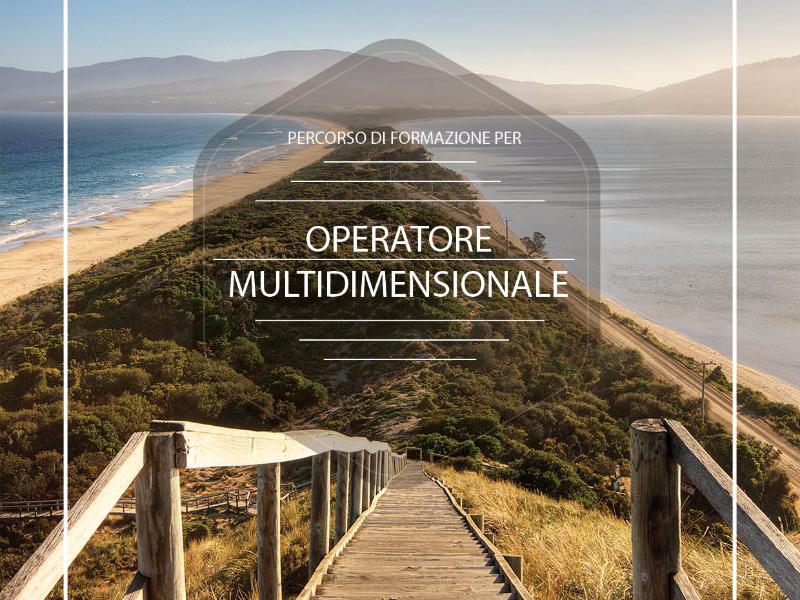 OlisticMap - Scuola di Formazione per Operatore Olistico Multidimensionale triennale