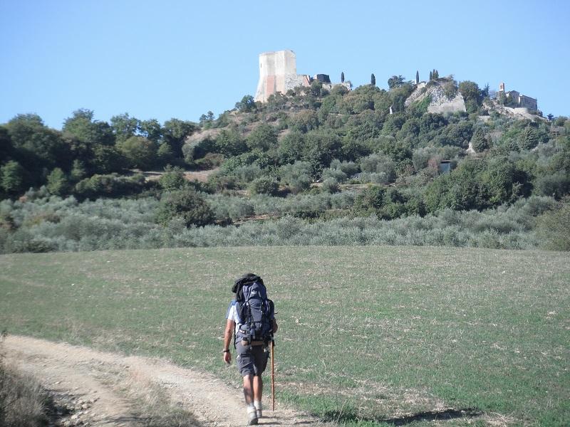 OlisticMap - Come un Viandante Medievale