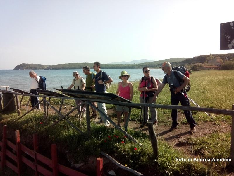 OlisticMap - Trekking lungo la la via dei Cavalleggeri