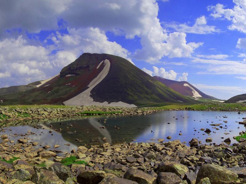 OlisticMap - Montagne e monasteri
