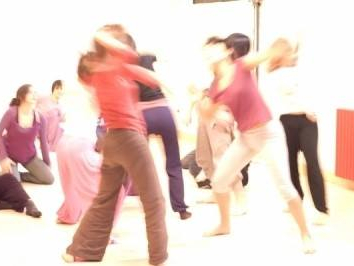OlisticMap - Danzacreativa - Danzaterapia