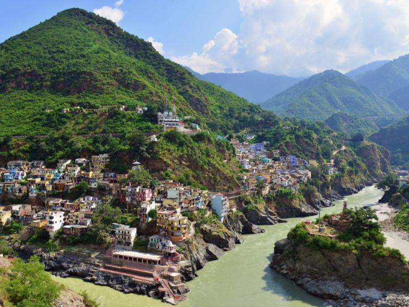 OlisticMap - India: dal Rajasthan alla città dei Deva