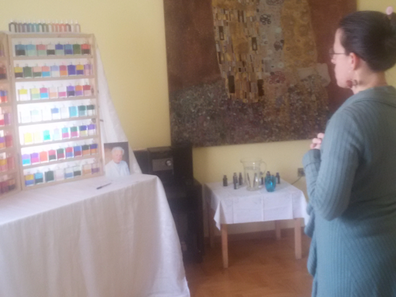 OlisticMap - Corso Aura-Soma Essentials Firenze