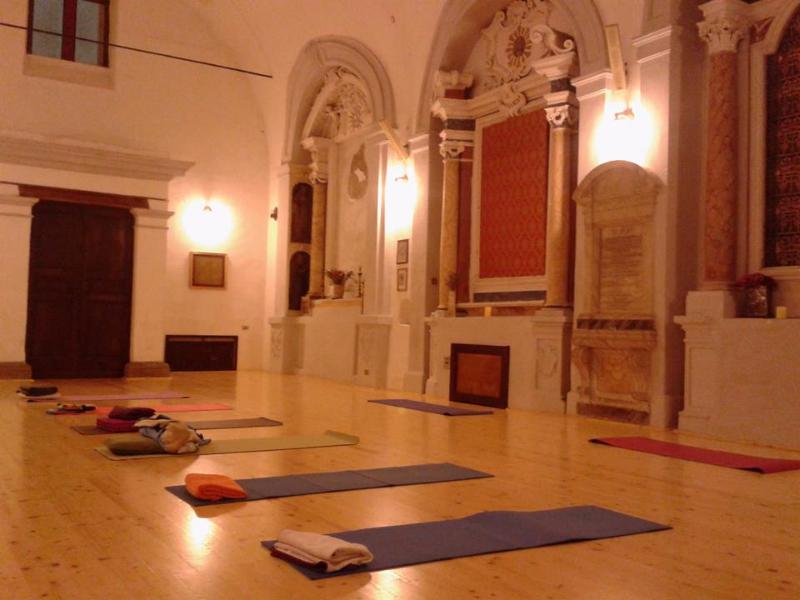 OlisticMap - Yoga and Meditation in Peaceful