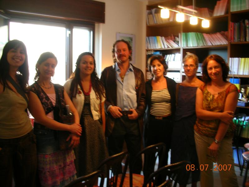 OlisticMap - CISAT Centro Italiano Studi Arte-Terapia