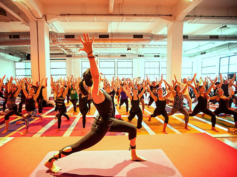 OlisticMap - YogaFestival Milano - XII edizione
